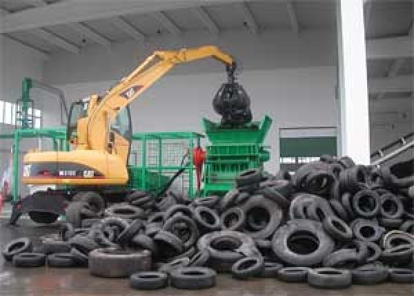 Как правильно утилизировать шины для спецтехники?