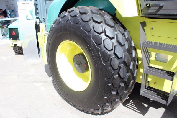 Как подобрать шины для катка?