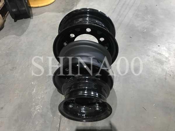 Диски 5.00F-10 150/180-6 для вилочных погрузчиков сборные Toyota, Mitsubishi, Nissan
