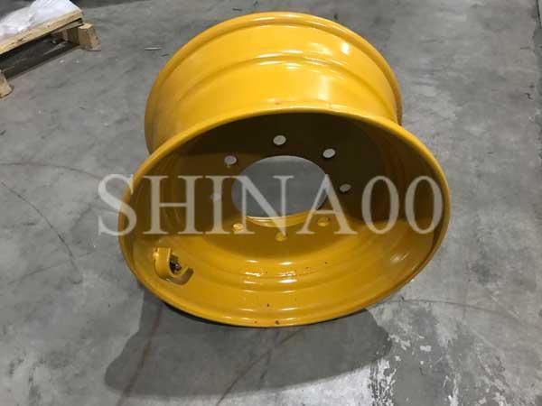 Диски 16.5*9.75 мини погрузчик под шину 12-16.5