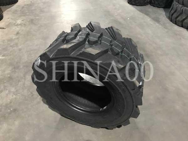 Шины 31*15.5-15 T601/MS906 TL 8PR MAXAM для мини погрузчика