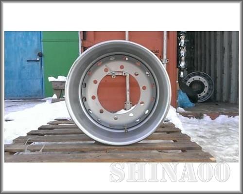 Диски 11.75*22.5 ET0 грузовые для тягача